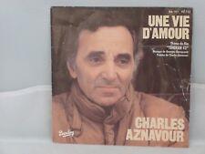 Charles Aznavour – Une Vie D'Amour                            Barclay – 62.713