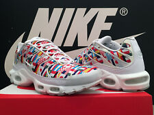 VTG 2018 NIKE AIR MAX PLUS NIC QS UK10 EU45 WORLD CUP TN TUNED 1 B 90 BW 95 RARE