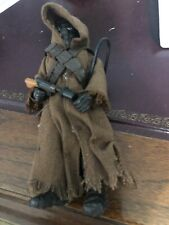 STAR WARS ACTION COLLECTION JAWA 12IN LIGHT UP EYES LOOSE COMPLETE