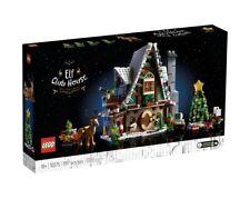 Lego Navidad Lego creator expert Elf Club House (10275)