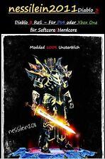 DIABLO 3 ROS ps4/XBOX ONE-CROCIATI/Crusader - 100% immortale-SC/HC