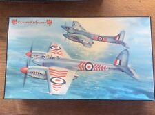 Classic airframes 458 1/48 de Havilland Hornet F1 F3 kit modelo de avión militar