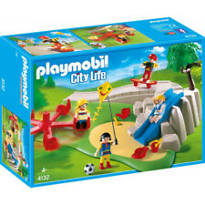 PLAYMOBIL ® 4132 SUPERSET PATIO DE RECREO