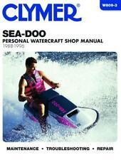 Sea Doo Personal Watercraft (1988-1996) Service Repair Manual