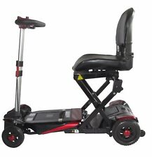 Smarti Auto Electric Folding Portable lightweight Mobility Scooter With Remote
