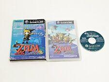 Nintendo GameCube: Zelda Wind Waker  - Japan - Import