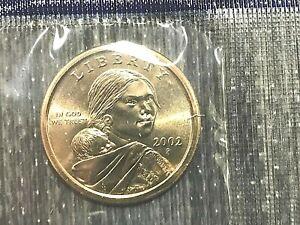 2009 P /& D  Sacagawea dollars Choice to Gem BU  in mint plastic