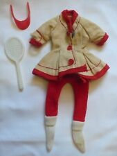 1972 MEGO DINAH MITE DYNA DOLL TENNIS OUTFIT