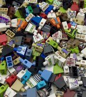 Lego 50 New Minifigure Torsos NO ARMS Figure Series Castle More Pieces