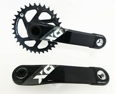 SRAM XO1 Eagle 12-Speed MTB Crankset, Direct Mount Boost 34t GXP 170 Black New!