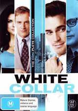 WHITE COLLAR - SEASON 1 2 3 4 5 6 Box Set  DVD - UK Compatible -sealed