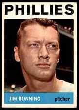1964 TOPPS JIM BUNNING #265 EX-MT SET BREAK BLR13D1