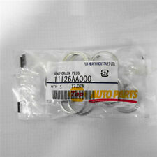 New 10pcs Oil Drain Plug Crush Washer Gasket For Subaru 1985-2016 11126-AA000