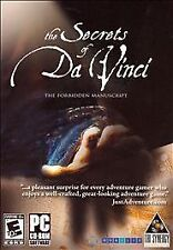 The Secrets of Da Vinci: The Forbidden Manuscript by Tri Synergy