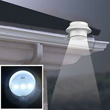 LED Solar Lamp Waterproof Solar Light 3 LED Street Light Outdoor Path Wall Lamp