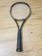 Wilson tennis racquet pro staff 4.0 Hammer System 4.5 grip Sports Equipment