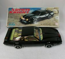 SUPER KNIGHT Battery Operated CAR 1/10 Scale - * KITT Knight Rider  - Excellent