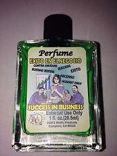 SPIRITUAL MYSTICAL PERFUME 1 FL OZ FOR SUCCESS IN BUSINESS (EXITO EN EL NEGOCIO)