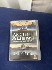 Ancient Aliens: The Complete Seasons 1-6 (DVD, 2014, 24-Disc Set)