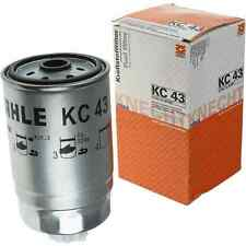 Original MAHLE Kraftstofffilter KC 43 Fuel Filter