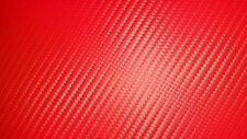 Stop Light Red Fiber Vinyl Upholstery Fabric Automotive Marine In Stock