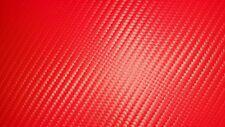 Stop Light Red Fiber Vinyl Upholstery Fabric Automotive Marine In Stock