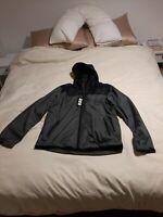 EONO Mens coat waterproof size medium