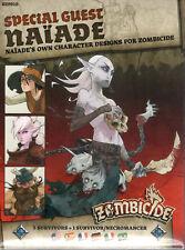 CMON Zombicide Black Plague Naiade Special Guest Artist Survivor Miniatures New