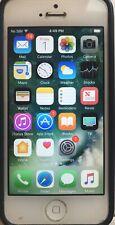 Apple iPhone 5 - 64GB - White & Silver (Sprint) A1429 (CDMA + GSM)