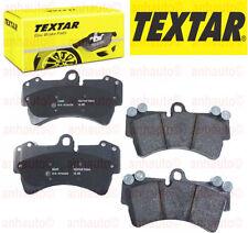 Textar Front Disc Brake Pad Set fits Cayenne GTS+S /  Audi Q7 / VW Touareg