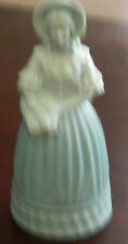 VINTAGE AVON FASHION FIGURINE VICTORIAN BIRD OF PARADISE WITH OUT BOX AND FULL