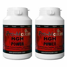 Integratore Amminoacidi Pro-Maxim Crescita Muscolare No HGH O Steroidi