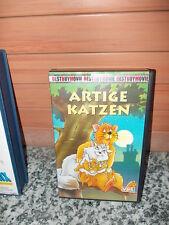 Artige Katzen, ein VHS Film