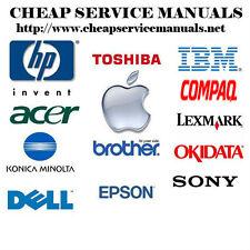 Hewlett Packard DesignJet 5500 Service Manual