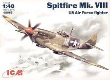 ICM 1/48 Spitfire Mk.VIII USAF # 48065