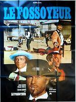 Plakat Kino Western Le Totengräber Klaus Kinski - 120 X 160 CM