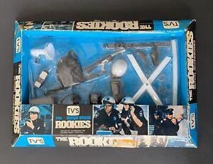 Vintage 1976 LJN TV'S Super Stars The Rookies Action Accessories SWAT Mego