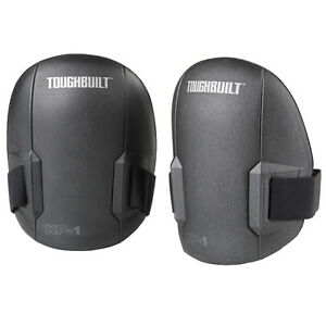 ToughBuilt Tool Knee Pads Ultra Light Work Protection Comfort Soft Durable Foam