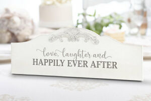 Happily Ever After Wedding Sign Wedding Gift