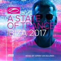 Armin Van Buuren State of Trance Ibiza 2017 NEW CD