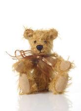 """World of Miniature Bears 3.25"""" Mohair Bear Franz #1087G CLOSING"""
