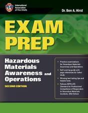 Exam Prep: Hazardous Materials Awareness And Operations (Exam Prep: Hazardous ..