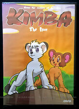 KIMBA the LION DVD Volume 2 - A Flood of Grasshoppers & Law of the Jungle - NEW