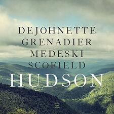 DeJohnette Grenadier Medeski Scofield Hudson CD 2017
