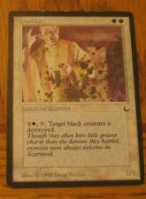 1x Exorcist, LP, The Dark, EDH Commander Reserved List Human Cleric Destroy