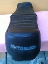SELLA BIPOSTO MOTO GUZZI V7, 750 SPECIAL V7, 850 GT  MOTO VINTAGE SEAT SADDLE