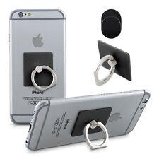 Kwmobile Finger Halterung Ring Für Smartphone Iphone Samsung Grau