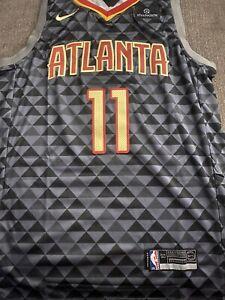 "Trae Young #11 Atlanta Hawks ""Statement Edition"" Swingman Jersey Size XXL"
