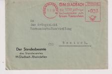 NACH 45 / PFS / AFS, M.Gladbach, die 1000jährige Kulturstätte am linken Niederrh