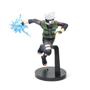 """Naruto Shippuden Hatake Kakashi Vibration Stars 8.5"""" Figurine Action Figure Toy"""